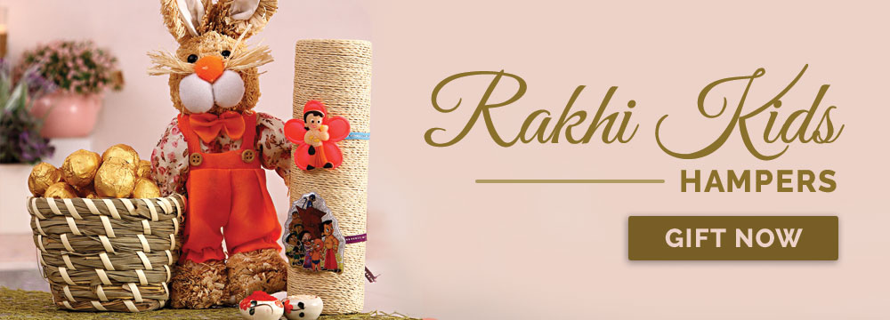 Kids Rakhi Hampers
