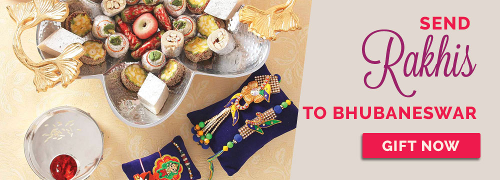 Send Rakhi to Bhubaneswar