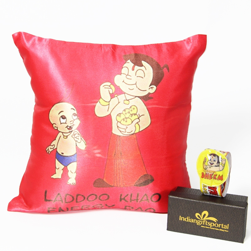 Rakhi Hamper with Pillow