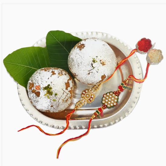 Mouth Full Of Ladoo Rakhi Hamper