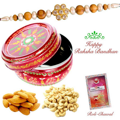 Nutty Rakhi Delights